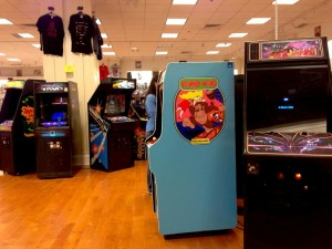 Vintage games, collectibles, and so much more to poke with!
