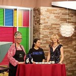The Olive Shoppe owner Darya Suddreth and Michele on Fox news
