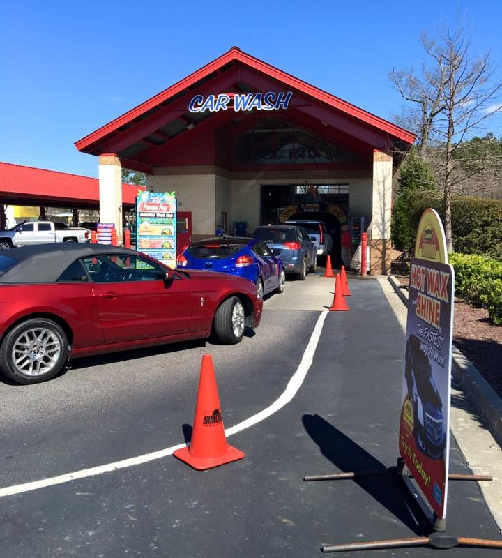 Detrick S Car Wash North Myrtle Beach