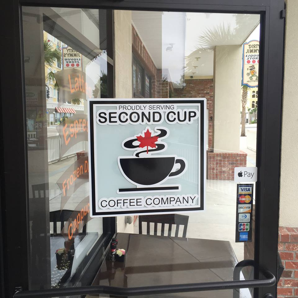 7th Ave Cafe Second Cup