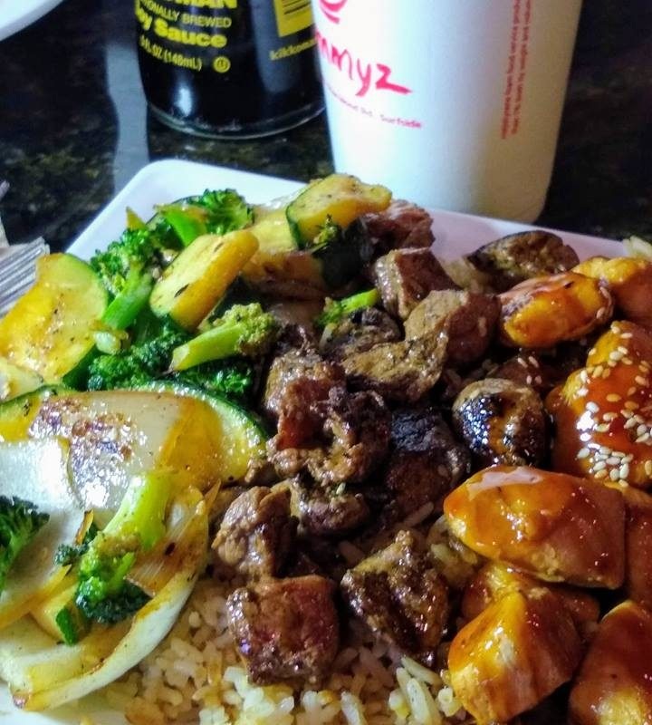 Jimmyz Original Hibachi House