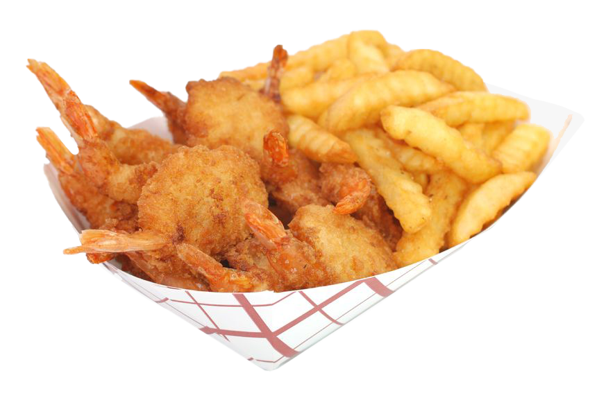 Shrimp and Fries basket