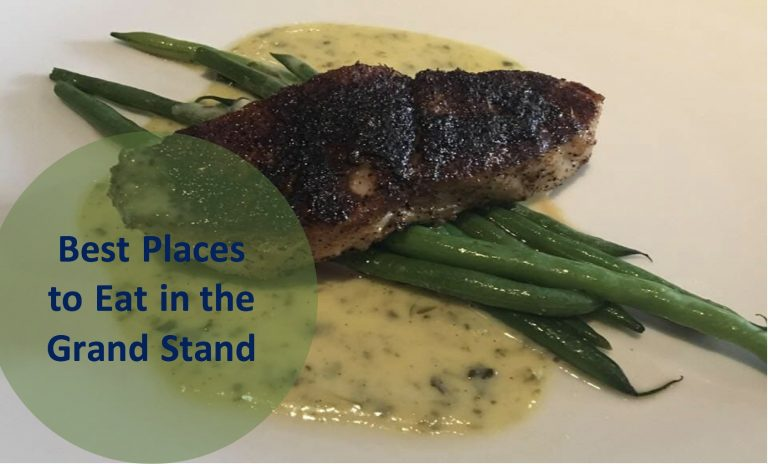 Best Places to Eat in the Grand Strand