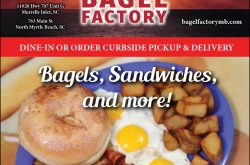 The Bagel Factory Ad